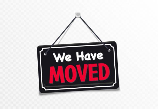The social media election slide 1